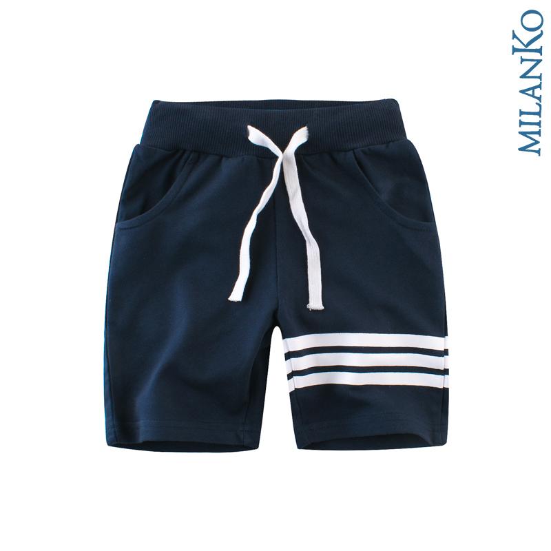 Детские шорты из натурального хлопка MilanKo SD-0502